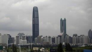 Des entreprises voulant s'implanter en Chine, comme ici à Shenzen, doivent s'attendre à être soumis à un contrôle permanent.