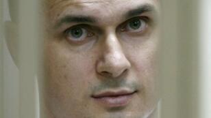 Ukrainian film director Oleg Sentsov has been held in an Arctic jail since 2015