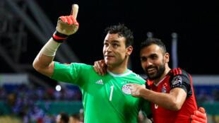 L'Égypte a sorti le Burkina Faso au tirs aux buts (1-1, 4-3 tab) et rejoint la finale de la CAN-2017.