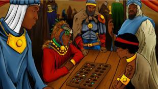 Le Kissoro est un des jeux parmi les plus vieux au monde et Teddy Kossoko a entrepris de le décliner sur mobile.