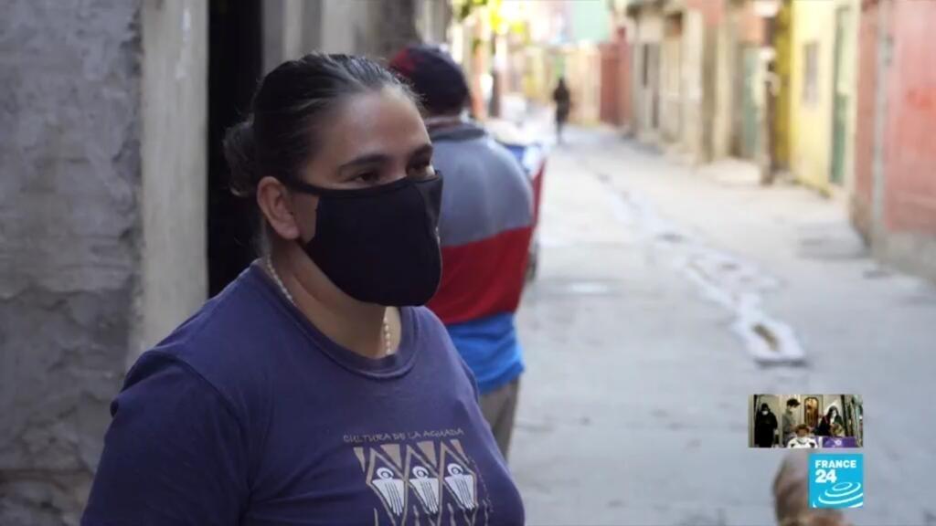 """En Argentine, les cas de Covid-19 explosent dans le bidonville """"Villa 31"""""""