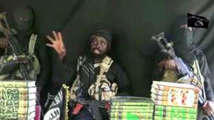 Capture d'écran d'une vidéo de propagande de Boko Haram, diffusée en septembre 2016.