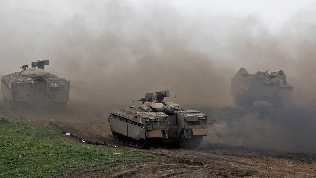 ISRAEL- SIRIA 1