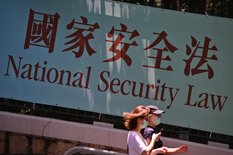 China impuso una ley de seguridad nacional a Hong Kong como forma de mitigar masivas protestas antigubernamentales.