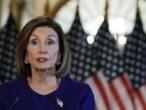 """Les démocrates annoncent une enquête pour """"impeachment"""" contre Donald Trump"""