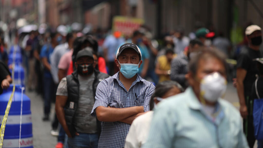 فيروس كورونا: المكسيك رابع بلد في العالم من حيث عدد الضحايا بعد تخطيها عتبة 35 ألف وفاة
