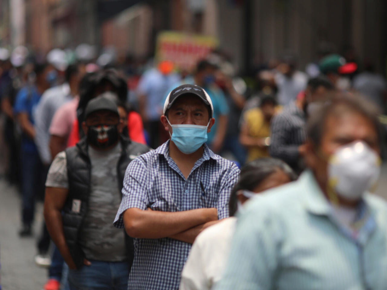 Mexico surpasses Italy to become country with fourth-highest Covid-19 death  toll