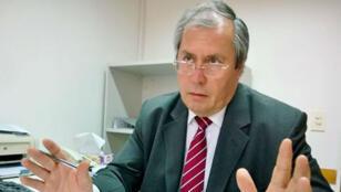 Héctor Olivares era diputado por la provincia de La Rioja y militaba en las filas de la coalición oficialista Cambiemos