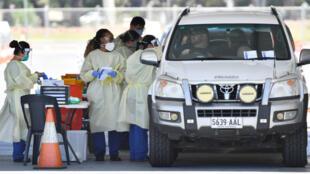 South Australia Adelaide coronavirus lockdown