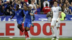 Les Bleus ont conclu la saison par un succès face à l'Angleterre.