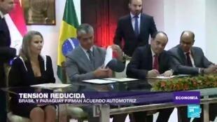 Economia Macuerdo Brasil Paraguay