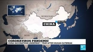 2020-12-01 13:10 China gambles on experimental vaccine to immunise one million people