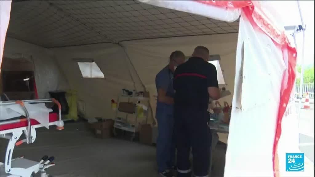 2021-08-25 10:07 Covid-19 : confinement et couvre-feu prolongés en Martinique