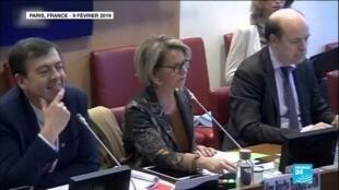 2020-02-12 12:11 Réforme des retraites : La France insoumise et l'opposition font massivement barrage à la commission