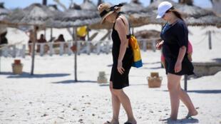The novel coronavirus crisis has hit Tunisia's tourism sector hard