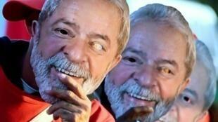 الرئيس البرازيلي الأسبق لولا دا سيلفا يقبع في السجن منذ نيسان/أبريل بتهمة الفساد