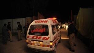 سيارة إسعاف باكستانية