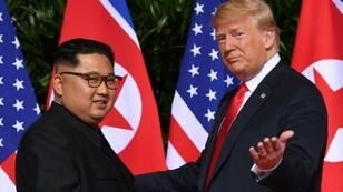 The US President and North Korean leader are due to meet in Hanoi following their landmark first summit in Singapore last June