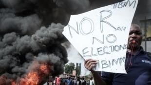أنصار زعيم المعارضة الكينية أودينغا يتظاهرون في عدة مدن 11 أكتوبر/ تشرين الأول