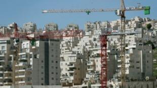 مستوطنة هار حوما في القدس