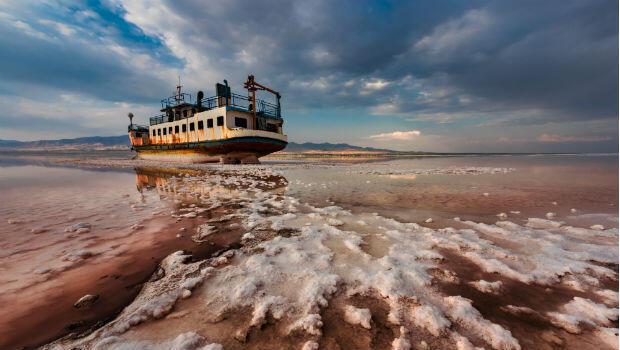 Fotografía ganadora del iraní Saeed Mohammadzadeh