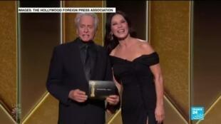2021-03-01 13:16 'Nomadland' makes Globes history, as virtual gala honors late Boseman