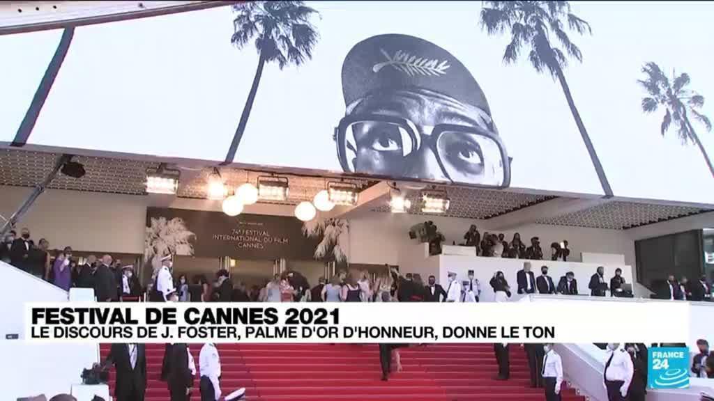 """2021-07-07 13:50 74ème édition du Festival de Cannes : """"Deux films plutôt arides présentés aujourd'hui en compétition"""""""