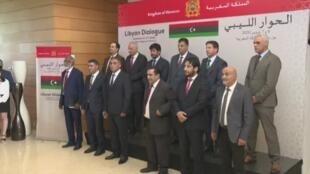 اجتماع الأطراف الليبية في المغرب لإيجاد حل للنزاع