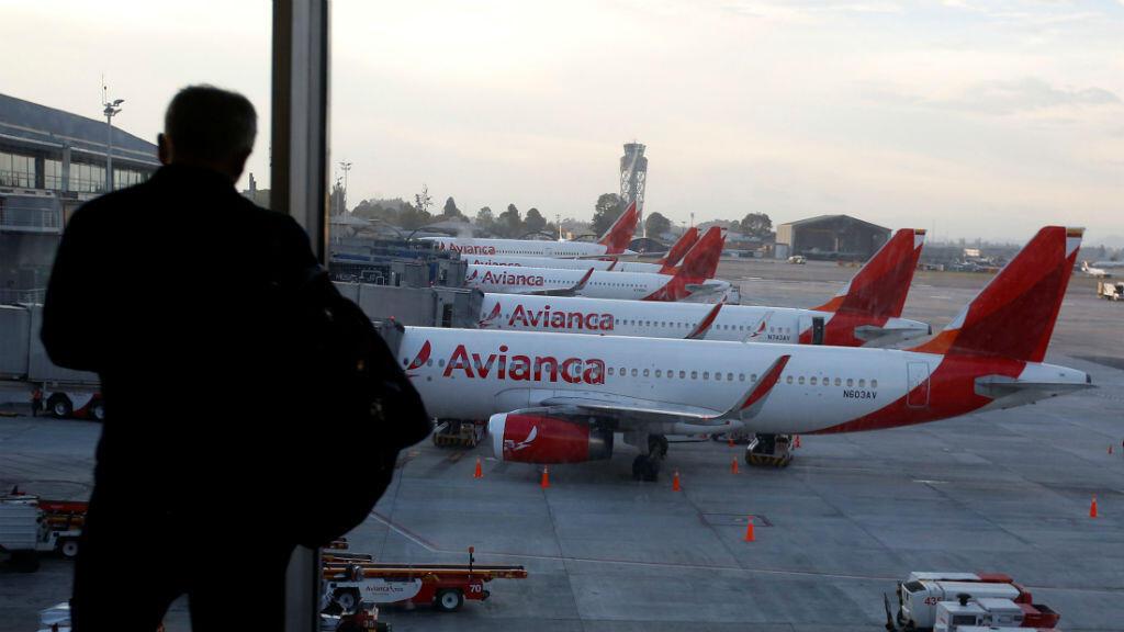 8.393 vuelos con destinos nacionales e internacionales han sido cancelados desde que comenzó a huelga de pilotos de Avianca.