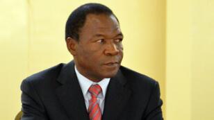 François Compaoré, frère de l'ancien président burkinabè Blaise Compaoré.