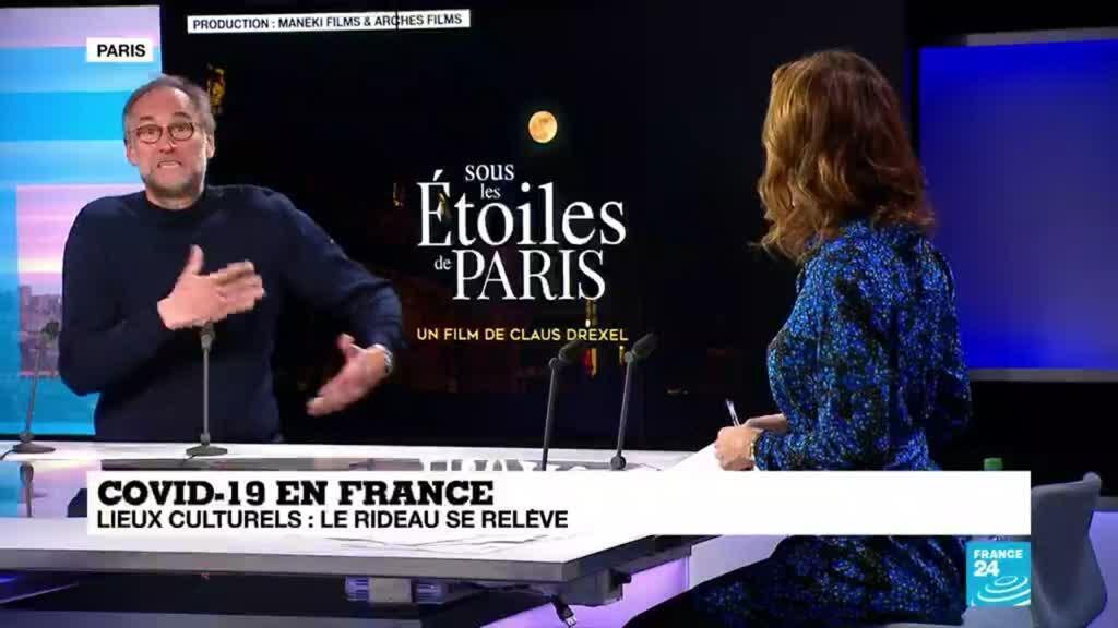 """2021-05-19 20:42 Réouverture des cinémas : """"Sous les étoiles de Paris"""" enfin de retour en salle"""