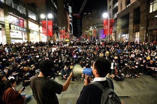 Defiant Hong Kong protesters vow huge rally despite Beijing threats