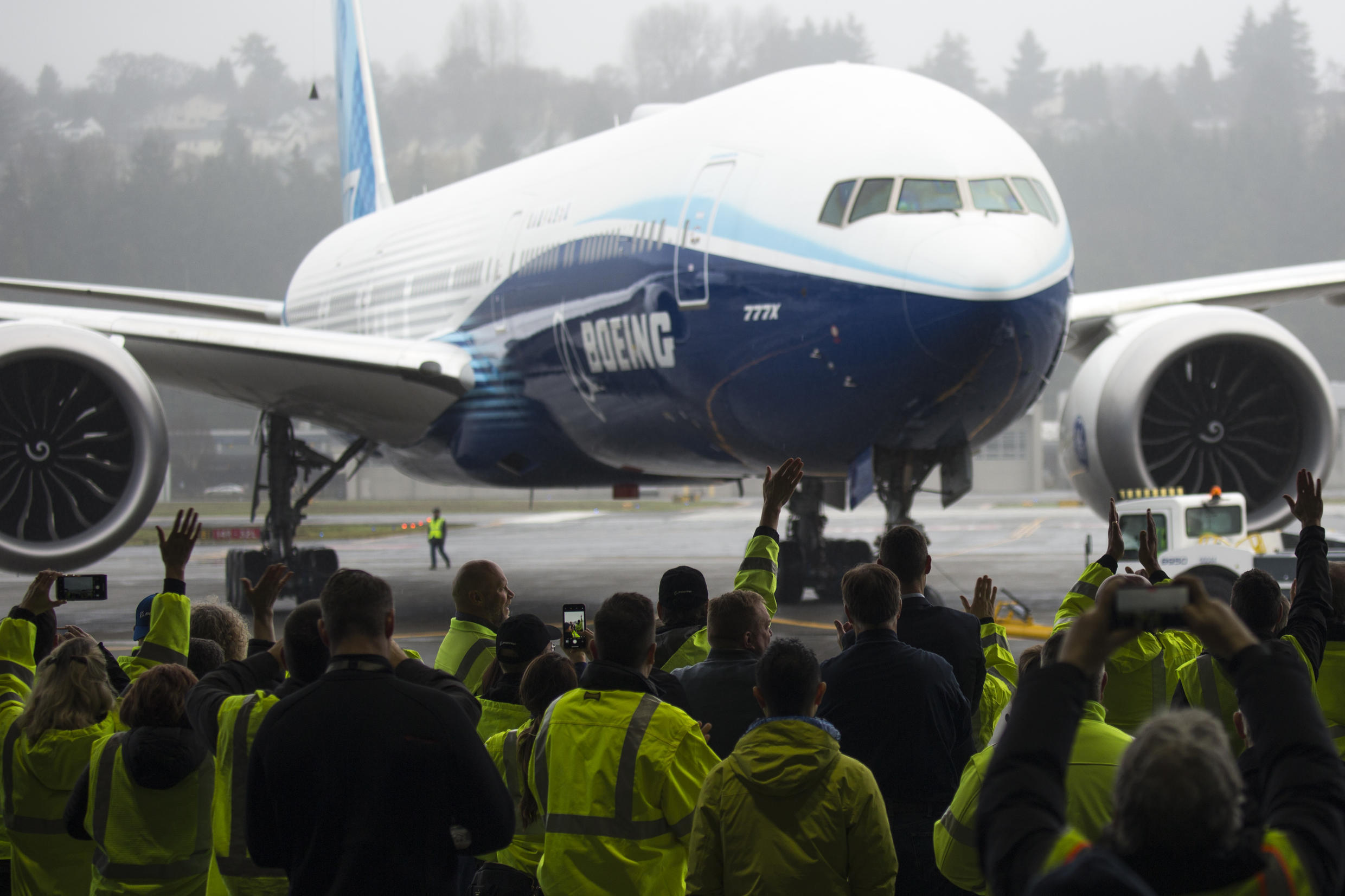 The coronavirus pandemic has forced aerospace giant Boeing to shut its factories in Washington state