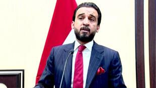 Mohammed al-Halbusi es el nuevo presidente del Parlamento de Irak, elegido este 15 de septiembre de 2018.