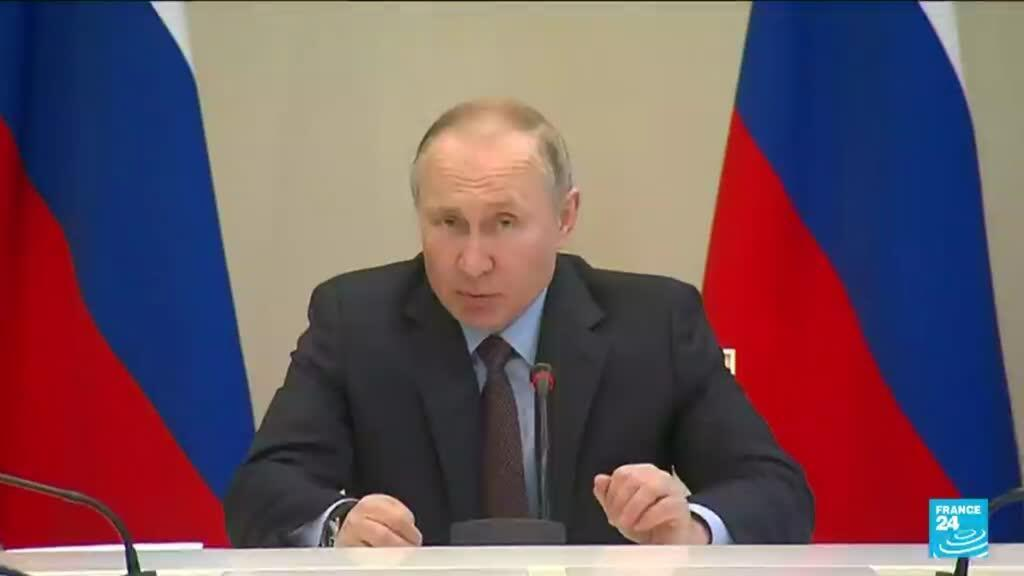 2021-09-14 16:10 'Putin secret army': Wagner group might be allowed into Mali soon