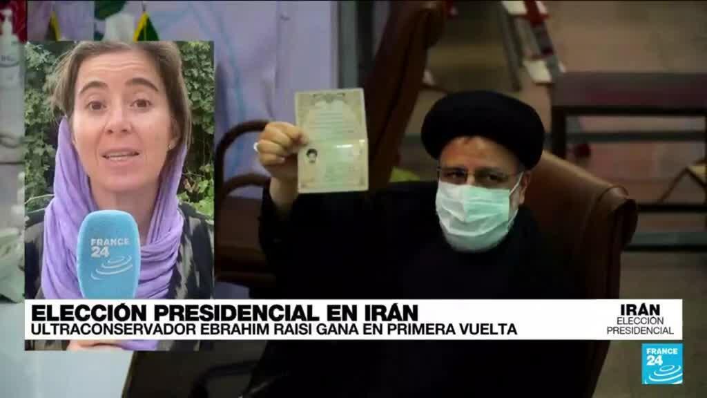 2021-06-19 18:00 Informe desde Teherán: Rohani se reunió con Ebrahim Raisi para felicitarlo por la victoria