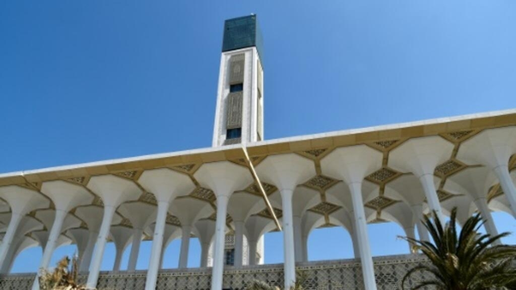 Bouteflika's mosque seen as monument to megalomania in Algeria