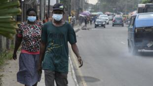 Le Nigeria est devenu, vendredi 28 février, le premier pays d'Afrique subsaharienne a enregistré un cas de contamination au Covid-19 sur son sol.
