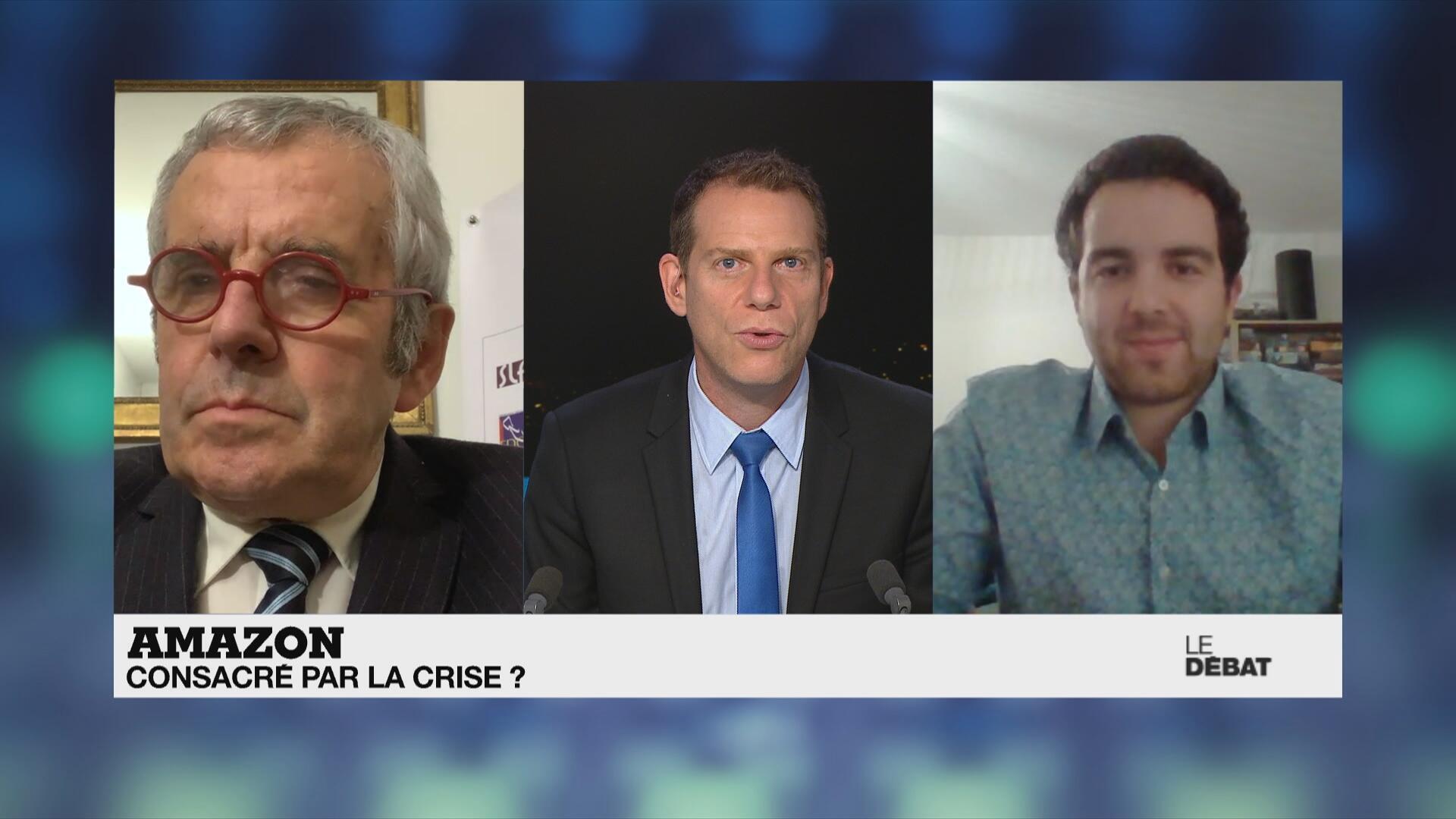 Le Débat de France 24 - mardi 17 novembre 2020