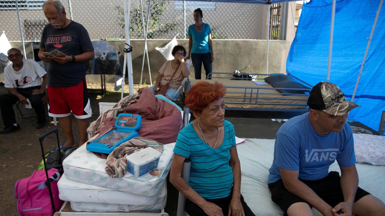 PuertoRico-Refugio-Terremoto-Sismo-Reuters