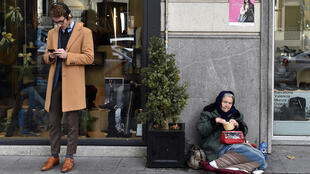 Oxfam affirme que plus de la moitié de la fortune mondiale est entre les mains de 1 % de la population.