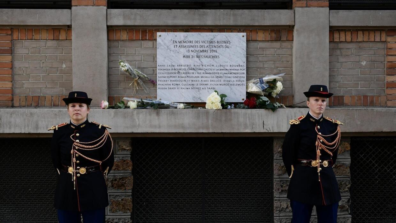 Attentats du 13-Novembre : quatre ans après, un jardin du souvenir en mémoire des victimes