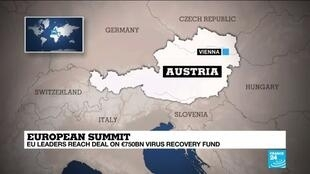 2020-07-21 14:02 Analysis: Austria the big winner from EU coronavirus deal