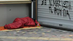 Le parti anti-austérité Syriza devra faire face aux nombreuses séquelles psychologiques de la crise.