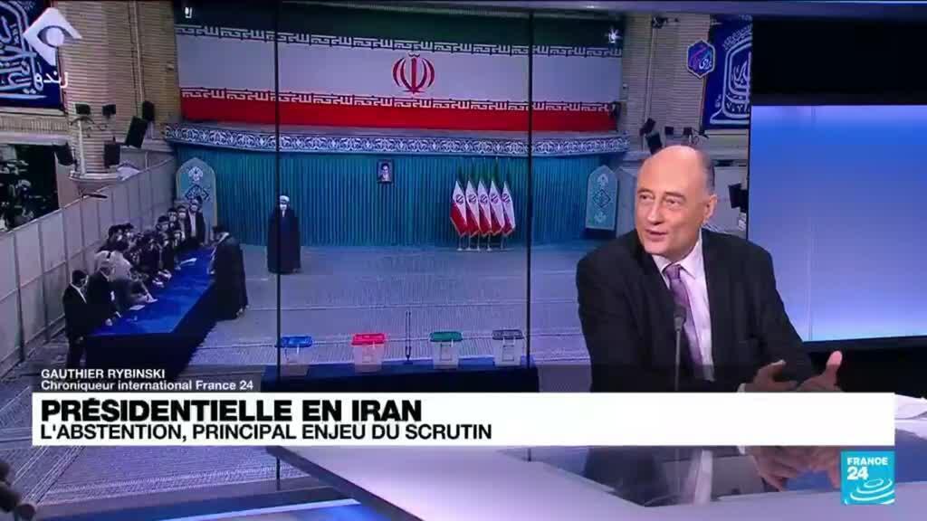 2021-06-18 17:03 Présidentielle en Iran : l'abstention, principal enjeu du scrutin
