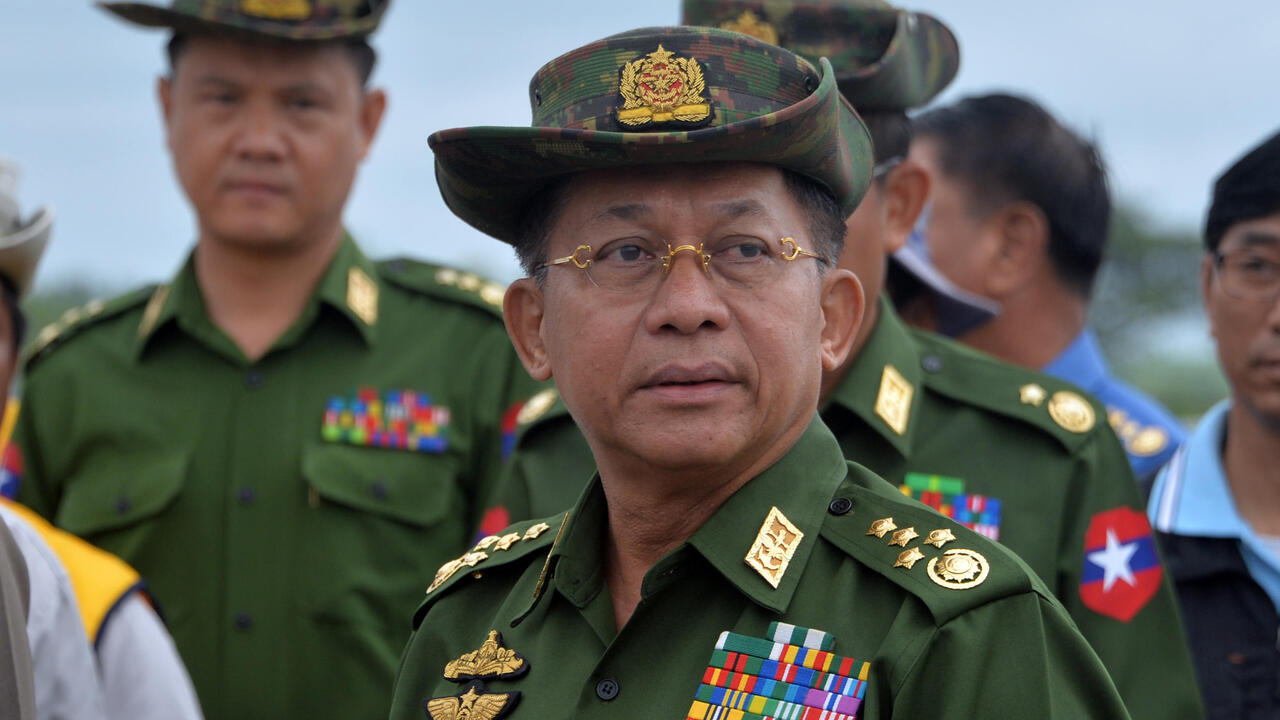 ASEAN excludes Myanmar's junta chief from upcoming regional summit