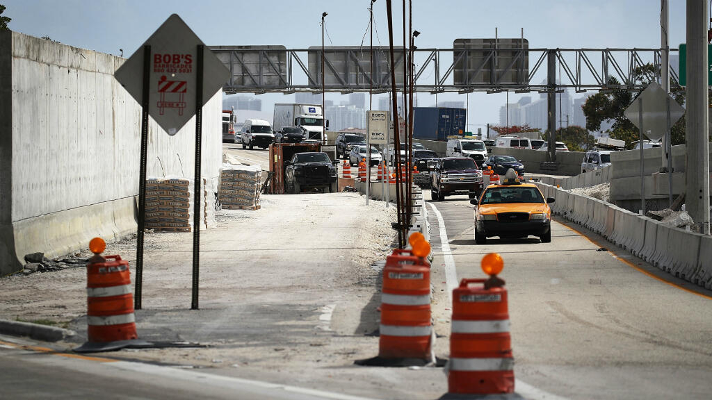 Lawmakers Revive Plan To Curb Restraint >> Trump Unveils Plan To Rebuild Us Infrastructure