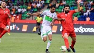 بن يوسف وتونس فازا بجدارة على محرز والجزائر.