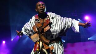 Youssou N'Dour le 12 octobre en concert à Paris