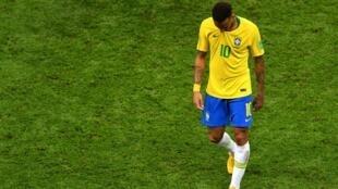 نجم كرة القدم البرازيلي نيمار